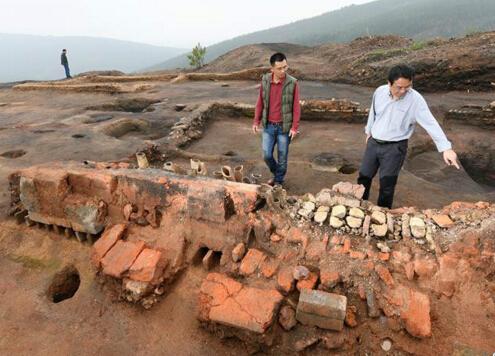 湖南桂阳发现大规模古代矿冶遗址群