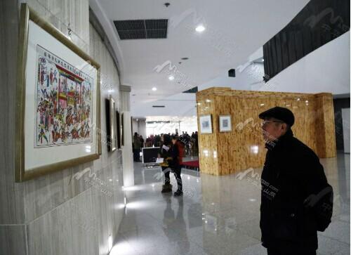 泰安市美术馆与泰山画院写生基地落户文登