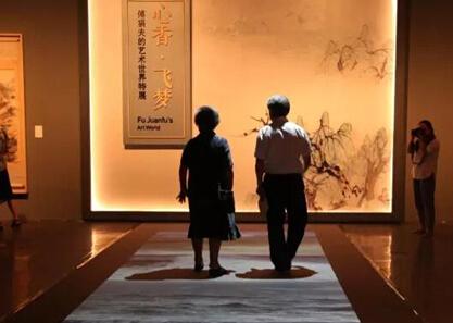 """浙江美术馆:一场有温度的展览引发""""连锁效应"""""""
