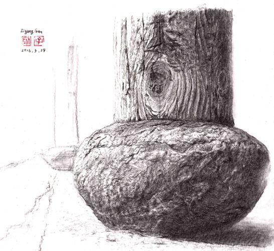 黛瓦白墙诉乡愁——宁波江北区马径古建筑群手绘展即将开幕