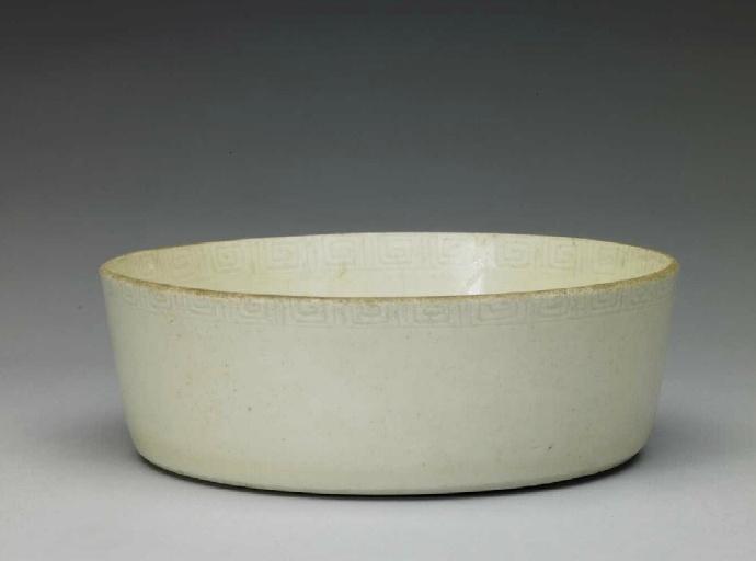 故宫博物院藏北宋定窑白釉瓷