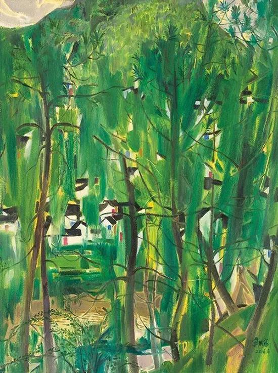 柒零•捌零——十家青年油画艺术展