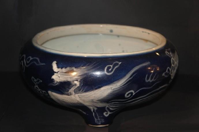 维多利亚阿尔伯特博物馆藏中国明代万历瓷器