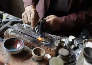 非物质文化遗产:乌铜走银