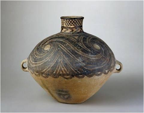 马家窑文化彩陶