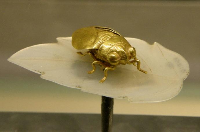 南京博物院藏金银、鎏金器