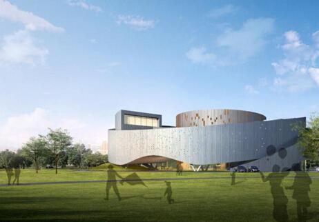 东部新城将新建博物馆肥东 三馆一中心 开建