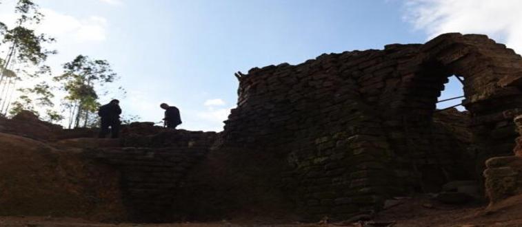 瓷器里隐藏着大航海时代——探访漳州东溪窑遗址