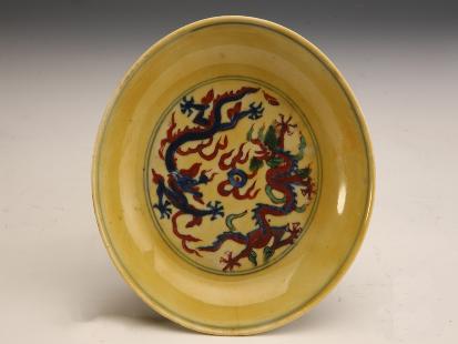 黄色釉:皇家的专属瓷色