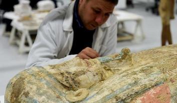筹建中的大埃及博物馆:3万件文物从未展出
