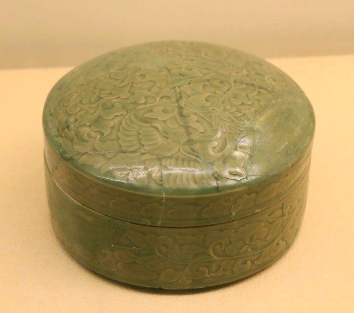 陕西铜川耀州窑博物馆馆藏