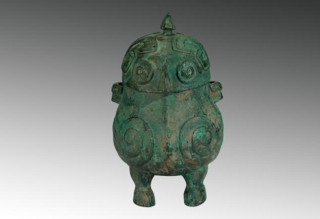 山西博物院商代青铜器