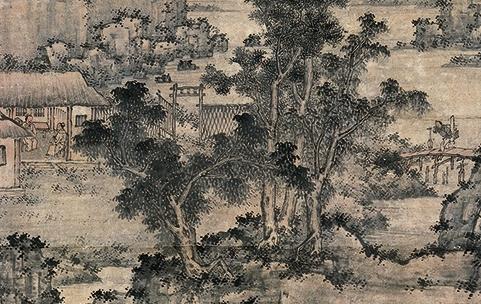 湖北省亿万先生馆藏古画