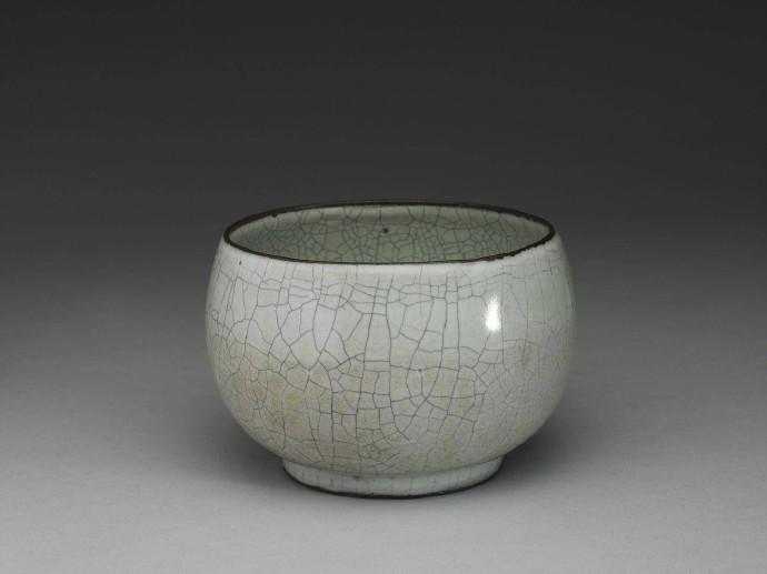 台北故宫博物院哥窑瓷器欣赏