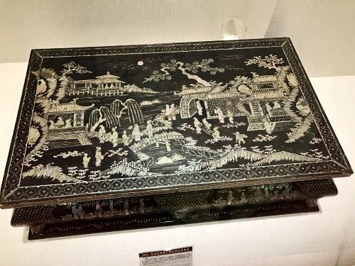正阳美术馆暨首届螺钿漆器展在京了隆重开幕