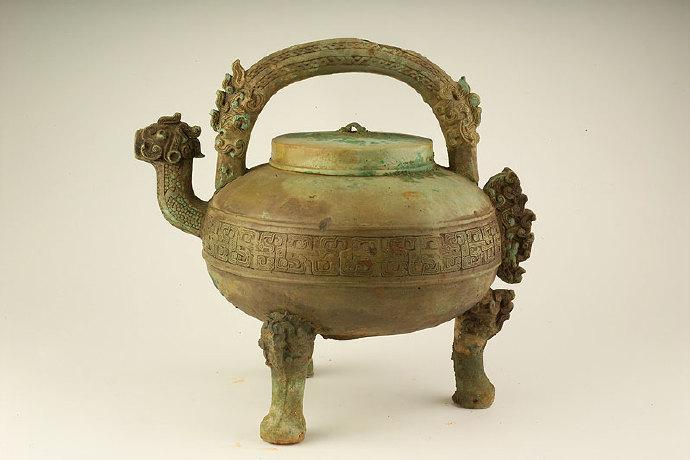 湖南省博物馆馆藏青铜器