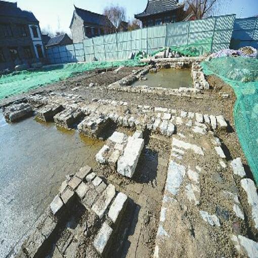 老济南最早泰山行宫揭神秘面纱 遗址已有500年