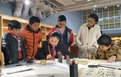 临沂市美术馆开馆 面向社会免费开放