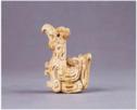揭秘一级文物西周骨雕神鸟像