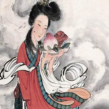 在古代,给女性长者过生日一定要送这幅画