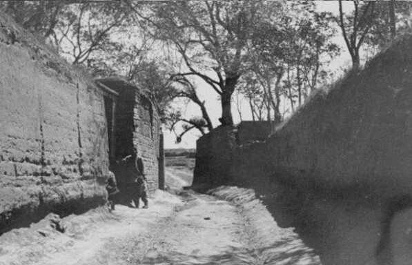 1909年美国人镜头中的中国北方
