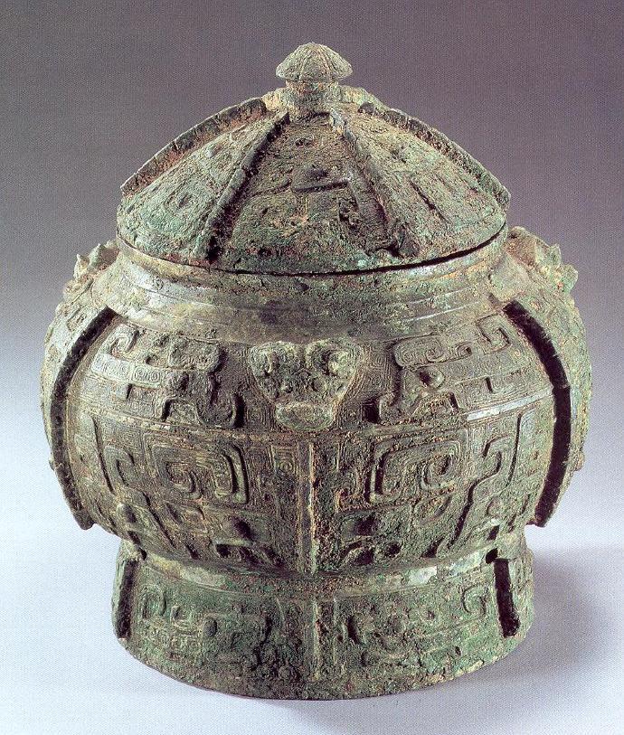 国宝重器:商晚期青铜器欣赏