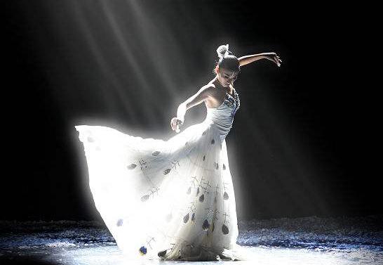 傣族孔雀舞 文博收藏艺术专业门户网站图片