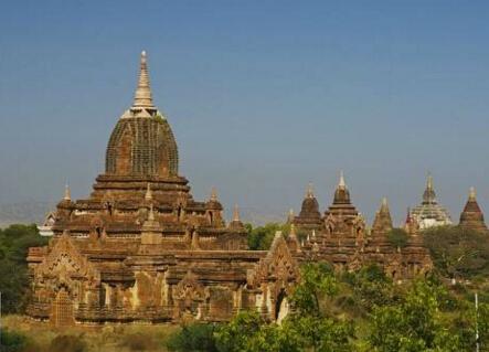 缅甸蒲甘佛塔震后修复保护国际会议在缅甸召开