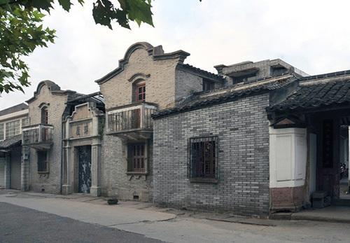 [宁波]港胞顾宗瑞故居入选省级文物保护单位