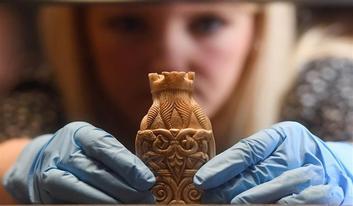 百件大英博物馆文物将在国家博物馆展出