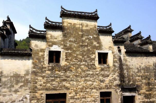 [绍兴]诸暨溪北自然村古建筑群令人叹为观止