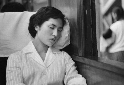 1958年日本民生老照片