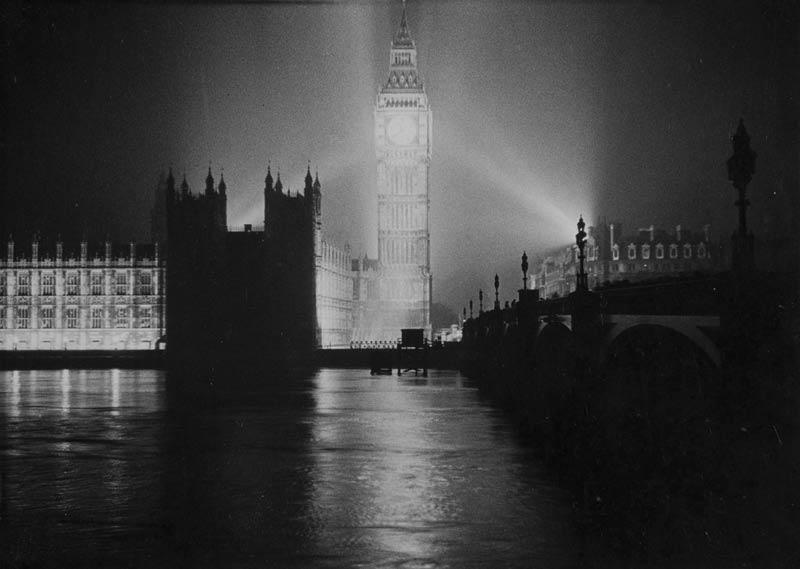20世纪早期的伦敦旧影