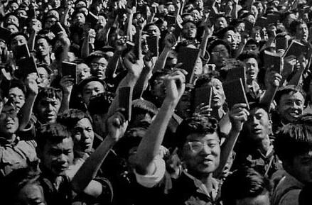 文革初期中国社会写真