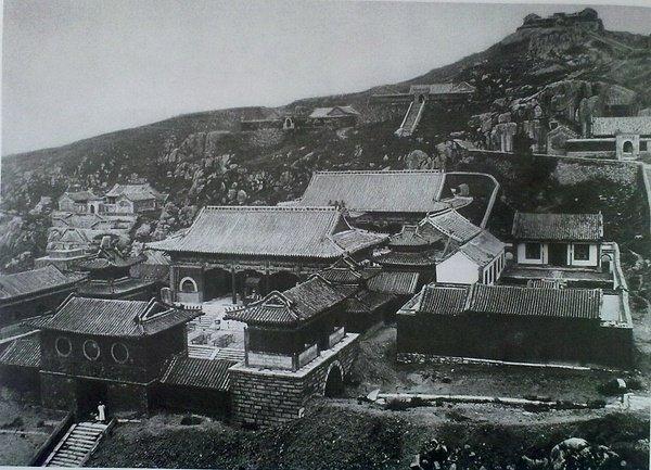 一百多年前的中国景观