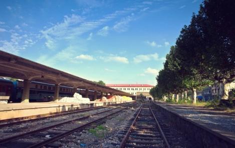 """南京浦口火车站启动文物修缮 将变""""民国风情小镇"""""""