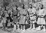 美国学者拍摄的20年代的四川人