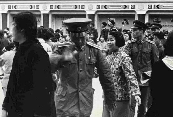 加拿大记者马克-盖恩实拍1965年的中国