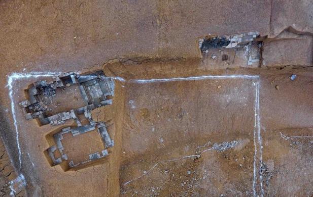 四川发现北宋正二品官员家族墓 出土精美文物60余件