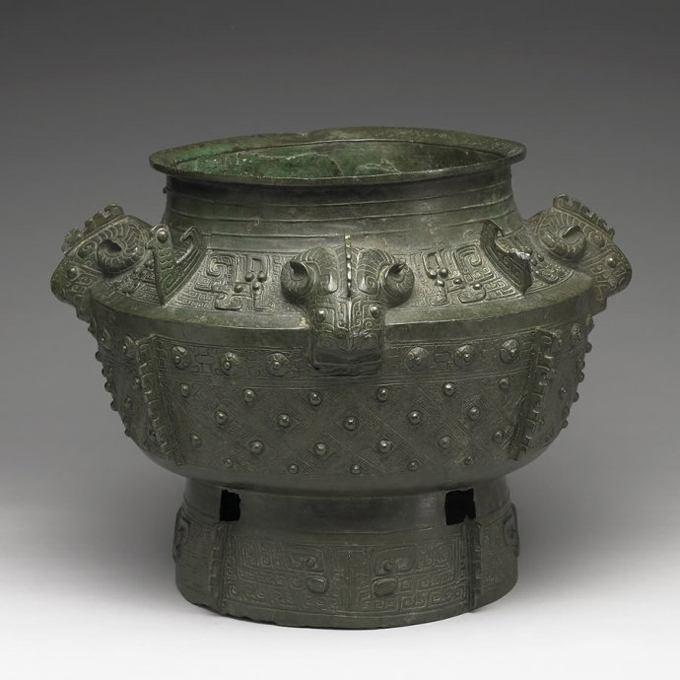 台北故宫博物院典藏青铜器