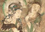 五代时期慈胜寺壁画