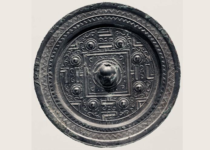 陕西历史博物馆铜镜之美