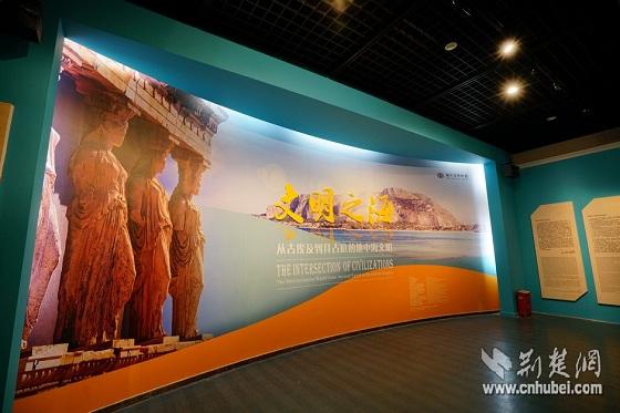 """""""文明之海—从古埃及到拜占庭的地中海文明展""""在湖北省博物馆开展-图片版权归原作者所有"""
