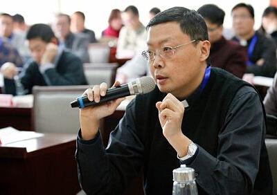 国际汉学家在中央社院讲儒学