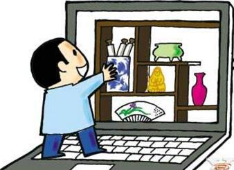网络拍卖需监管 别拍了艺术品卖了诚信