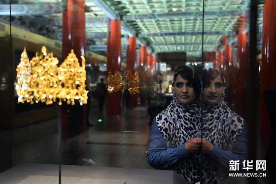 浴火重光——阿富汗国家博物馆宝藏首次来华展出-图片版权归原作者所有