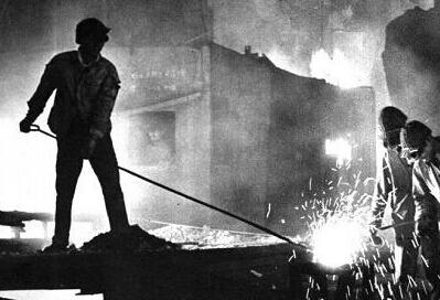 1974年上海工业缩影