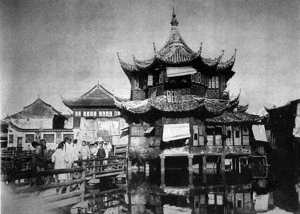 1910年千里长江旧影