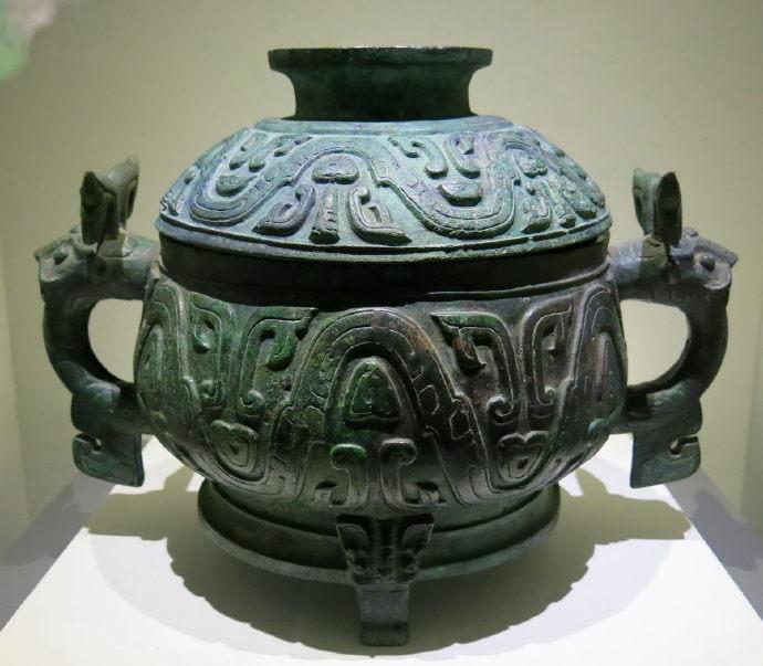 陕西历史博物馆西周青铜器