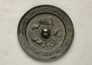 湖南省博馆藏铜镜